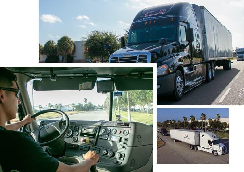 CJI Trucking Jobs